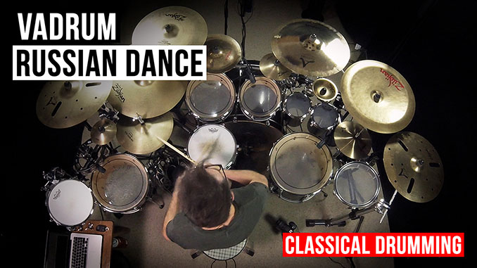 Russian Dance (Classical Drumming)